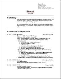 resume template idea good cv word format sample in pdf or . simple resume  format template cv ...