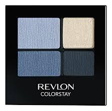 revlon colorstay 16 hour eye shadow quad serene 0 16 ounce