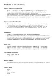 cover letter profile statement for resume examples resume profile cover letter resume profile statements samples how to write a resume statement for example of personal