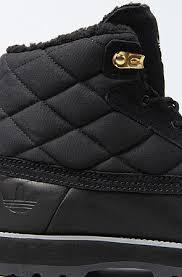 adidas The Adi Navvy Quilt Boot in Black Tech Grey - Karmaloop.com & ... The Adi Navvy Quilt Boot in Black & Tech ... Adamdwight.com