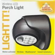 wireless closet lighting. Fulcrum Light It Wireless Porch Plastic 6 In. L LED Volts Motion- Closet Lighting