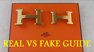 How To Spot A Fake Hermes Belt Real Vs Fake Hermes Belt Authentic Vs Replica Hermes Belt