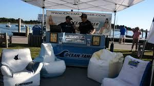 ocean tamer marine grade bean bags interview pointfish com live ska nationals coverage