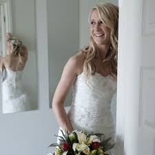 bride with professional makeup and hairstyling for fresh natural appearance mobile hair and makeup artists melbourne