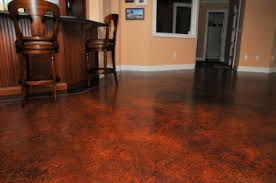 painted concrete floorspainting concrete floors indoors Best Home Decor Tips Furniture