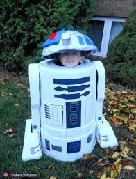 diy r2d2 trash can costume for boys trash can diy r2d2 trash can costume