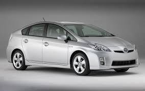 Toyota recalls 1.9M Prius cars for software glitch