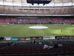 Bc Place Stadium Section 242 Seat Views Seatgeek