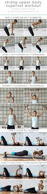 strong upper body sut workout nourishmovelove