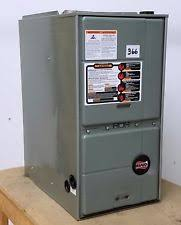 rheem natural gas furnace. item 1 ruud 2 stage downflow / horizontal gas furnace, 60,000 btu, 95% afue - new 366 -ruud rheem natural gas furnace