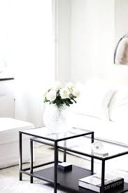 gorgeous side table small glass side tables for living room uk black side