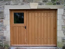 access garage doorsGarage Doors Hardwood Gates Wooden Gates Bespoke Gates