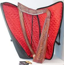 Lever Harp Key Chart 36 Inch Tall Irish Celtic Lever Harp 22 Strings Free Carrying Case Tuning Key And Extra Set Of Strings