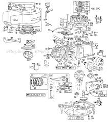Briggs And Stratton Engine Oil Capacity Chart Briggs 15 5 Hp Engine Breakdown Get Rid Of Wiring Diagram