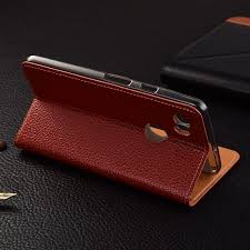 hot deal us 13 98 for for google pixel 2 xl case kezihome litchi genuine leather flip stand leather cover capa for google pixel 2 xl 6 0 cases