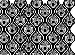 Peacock Pattern Fascinating Peacock Pattern Taken From A 48th Century Indian Mughul Si Flickr