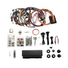 painless performance 10114 bronco wiring harness direct fit 66 77 painless performance wiring harness 28 circuit direct fit out switches bronco 1966 1977