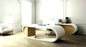 Contemporary Home Office Furniture L Shaped Contemporary Home Office