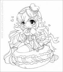 Chibi Wolf Girl Coloring Pages Download 20 Luxury Anime Coloring