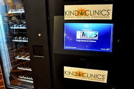 Medical Vending Machine Stunning Entrepreneurs Learn How To Operate A Medical Marijuana Vending Machine
