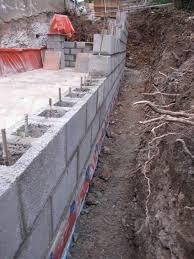 retaining wall my fourwalls