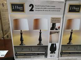 j hunt home table lamp set costco