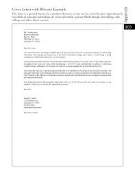 Collection Of Solutions Creative Ideas General Resume Cover Letter 6