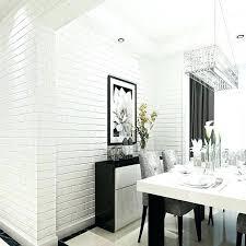 faux brick wallpaper faux white brick wall vinyl faux white brick wallpaper for living room faux