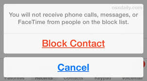 How to Block Contacts From Calling Your iPhone