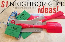 25 easy 1 neighbor gift ideas so cute and clever from funorfree