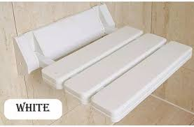 steam shower folding seat folding shower wooden seat manufacturer from pune