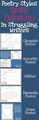 I need help writing poetry