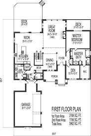 two story house floor plans 4 bedroom 4 bathroom open floor plan contemporary house plans sq