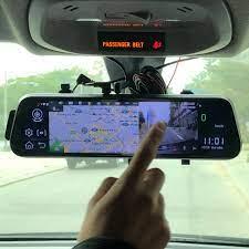 Camera hành trình D10 - Cấu hình cao, góc quay rộng - màn hình full HD.