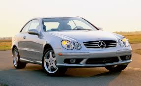 Mercedes-Benz CLK500 | Road Test | Reviews | Car and Driver