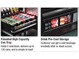 Seaga Combo Vending Machine Manual Best TrimLine Ll48 Snacks48 Beverages Combination Machine Online Vending