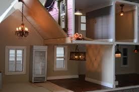 lighting for dollhouses. Dollhouse Lighting. Industrial Lighting-diy Lighting O For Dollhouses