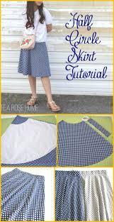 Circle Skirt Pattern Free Simple Design Inspiration