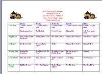 Online Free Samples Preschool Curriculum Free Samples Free