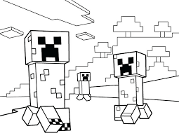 Minecraft Coloring Pages Coloring Pages Minecraft Steve Coloring