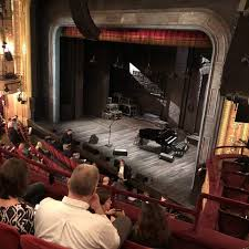 Walter Kerr Theatre Section Mezzanine R Row D Seat 26