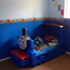 Thomas the train bedroom | Devine Interiors