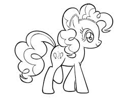 Small Picture My Little Pony Coloring Pages Of Pinkie Pie Coloring Pages