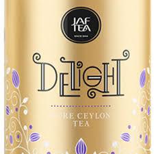 JAF TEA Delight — чай в бутылке - The Best Packaging