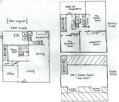 Graph Paper To Virtual The Floor Plan On Grid Printable Stormcraft Co