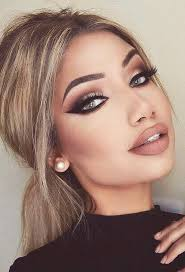 cat eye makeup will never lose its pority many makeup artists would agre