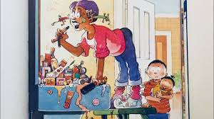 makeup mess by robert munsch read aloud by books read aloud for children