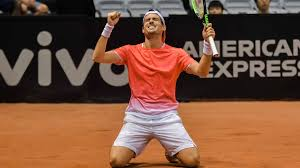 Guido pella (tennis player) was born on the 17th of may, 1990. Guido Pella Wins First Atp Tour Title In Sao Paulo Atp Tour Tennis