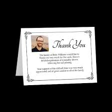 Thank You Sympathy Cards Sympathy Thank You Card Products Printpps Com
