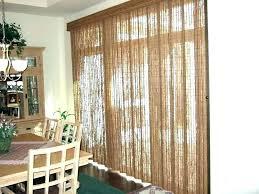 curtain over sliding glass door sliding door curtains over blinds hanging curtains over blinds sliding door